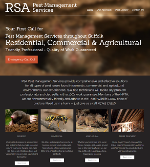 RSA Pest Management Services